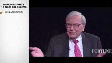 THIS is My BIGGEST SECRET to SUCCESS! Warren Buffett Top 10 Rules